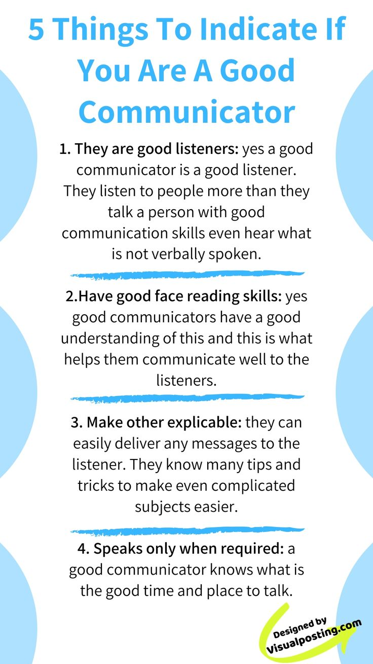 5 Things To Indicate If You Are A Good Communicator They Are Good Listen Good Communication Skills Effective Communication Skills Improve Communication Skills
