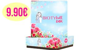 N°1 Box Beauté 100% BIO & Naturelle -Box Bio- BIOTYFULL Box
