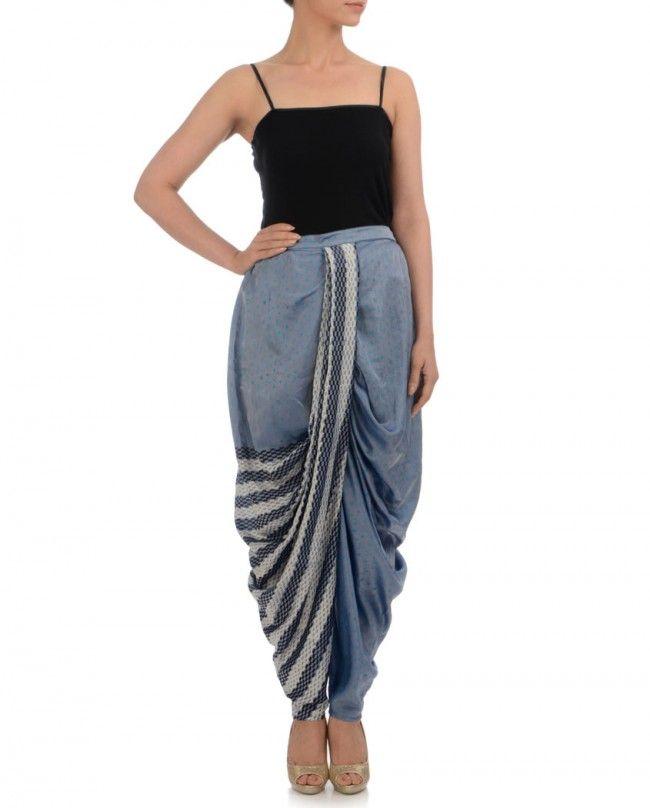 Creative Dhoti Pants India Ink Black  Dhoti  Women  Shop  Organic Clothing