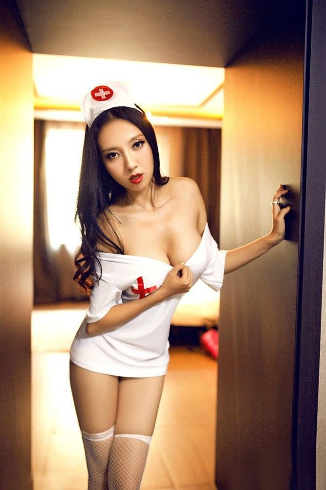 Paradisekisslingerie.com - Become very hot nurse for your lovely patient (or doctor) - #costume