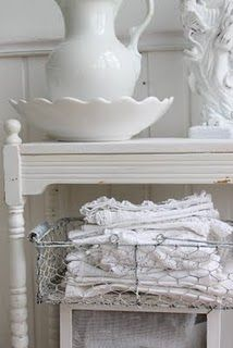 White linen and more
