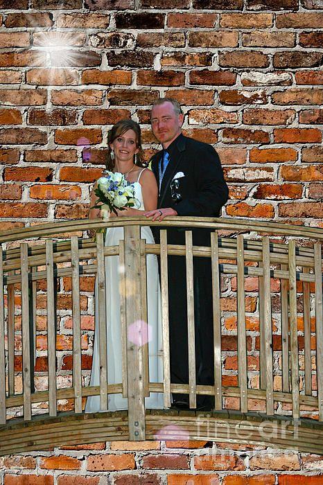 Custom photo of Dave and Tara's Wedding