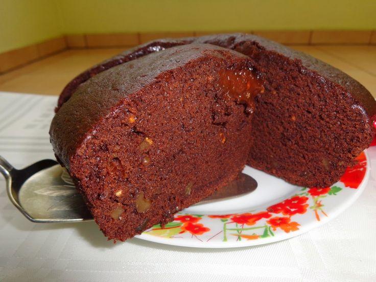 Prajitura cu ciocolata in 10 minute (de post)