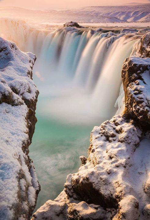 Godafoss Iceland | Ed Graham Say Yes To Adventure