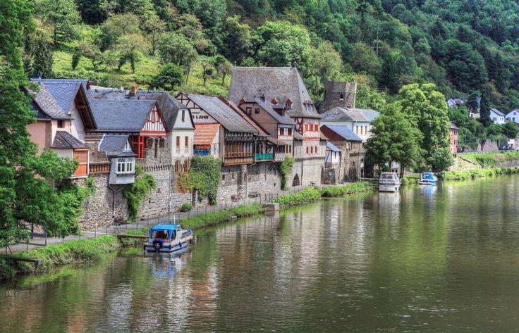 Romantisches Dausenau a.d. Lahn http://fc-foto.de/35683619