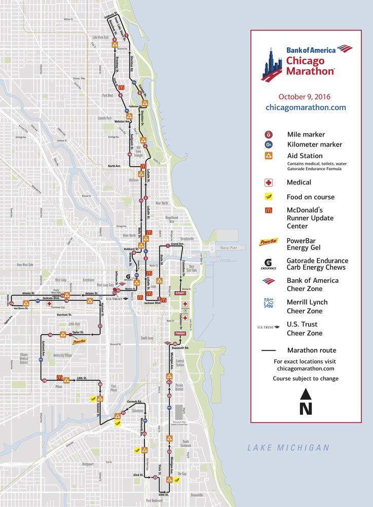 Les presentamos la ruta del Maratón Chicago 2016, el maratón se llevará a cabo este 9 de octubre. Consulta aquí las actividades del maratón.  Corre más…#RunMX Publicaciones relacionadas:Este domingo el Maratón de Chicago, ruta y actividadesMaratón de Chicago 2016Maratón de Chicago 2017Maratón de Chicago 2013