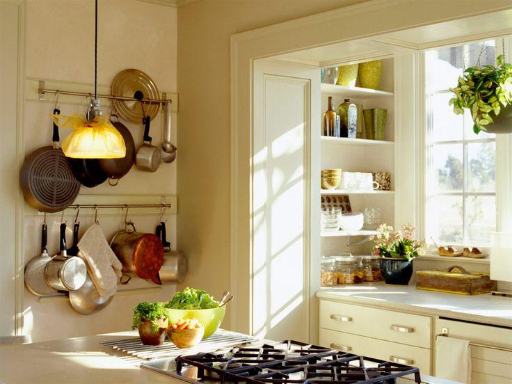 15 små kök med smart planering och gott om förvaring
