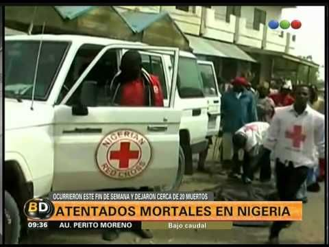 Utilizaron a niñas para cometer atentados en Nigeria - Telefe Noticias I am also the children of Nigeria! Soy también a los niños de Nigeria! Je suis aussi les enfants du Nigeria![ Eu sou, também, as crianças da Nigéia!