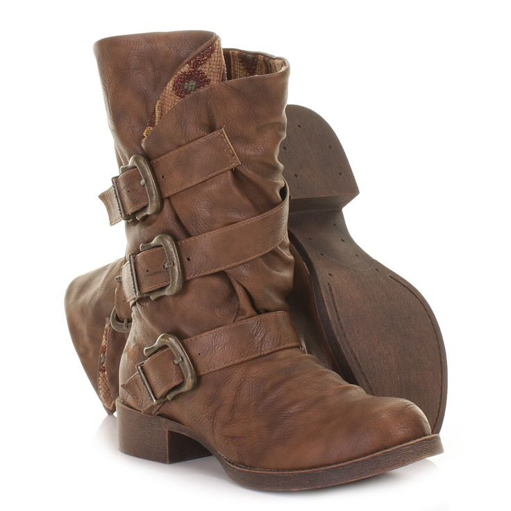#Blowfish #Womens #Boots