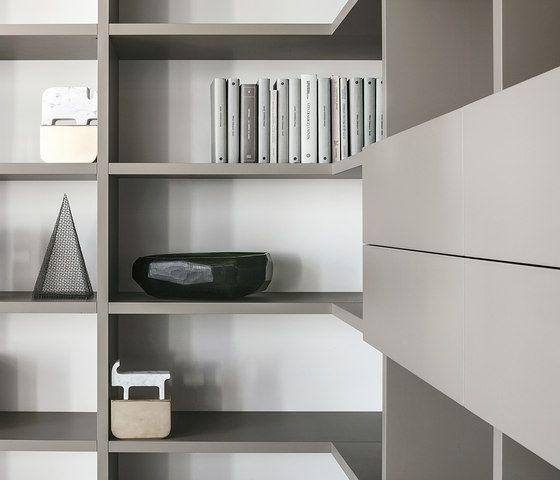 Selecta - Wall storage systems by LEMA | Architonic