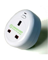 Savasocket Mobile Phone Saver - just plug it in and forget about it. £13.50