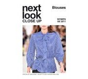 next look CLOSE UP Women Blouses vol. 1 SS17