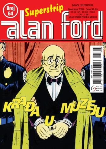 Alan Ford br. 64 by alanfordcpg, via Flickr