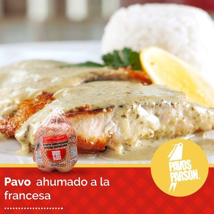 Delicioso Pavo ahumado a la francesa. ¡Lo amarás!   #Pavo #recetas #Navidad #Pavos Parson