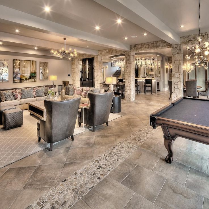 25+ Best Ideas About Game Room Basement On Pinterest