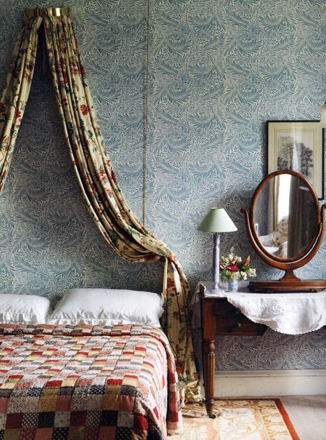 Romantic irish bedroom