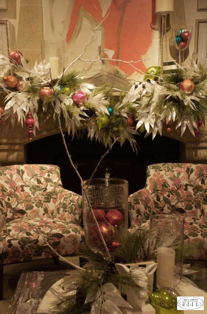 Greenhills Christmas Decor : Best images about decorating your mantel on