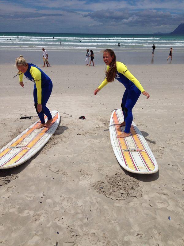 Gary's Surf School