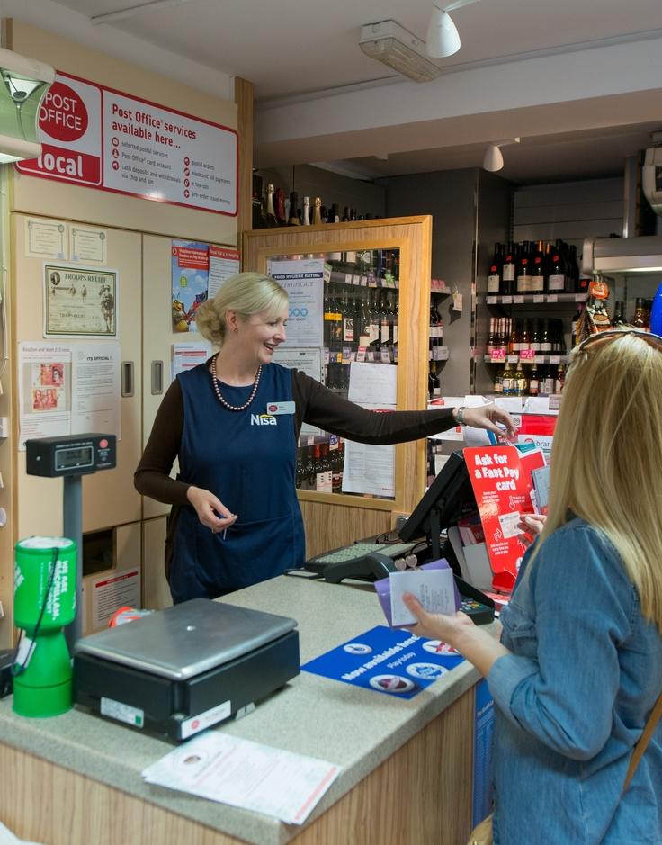 Stilton Post Office, Peterborough - local