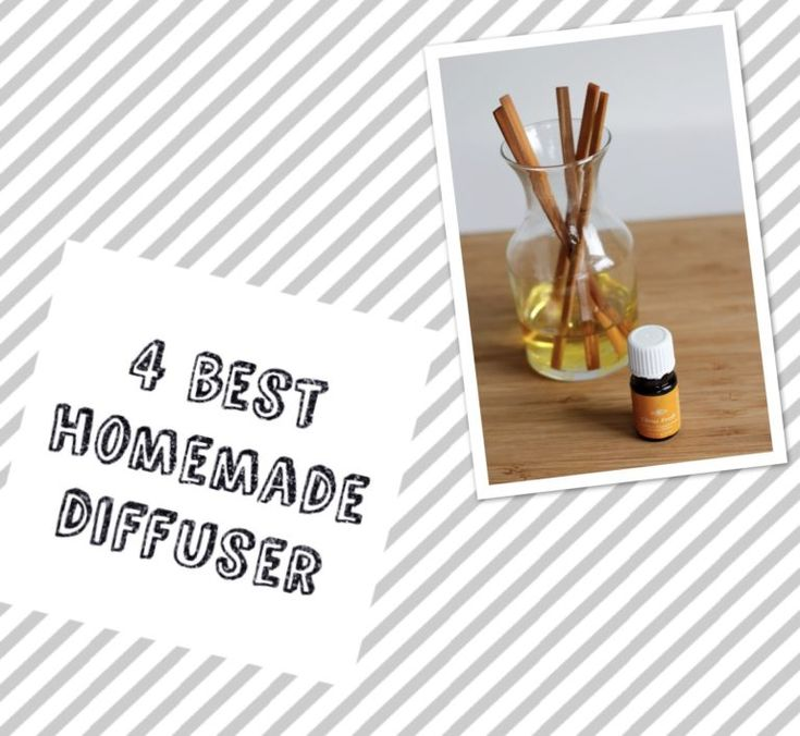 four Greatest selfmade diffuser