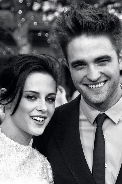 Thought they looked extra gorgeous here (like a zillion other times) Robert Pattinson & Kristen Stewart