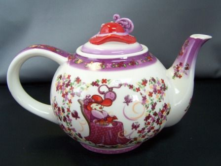 Tea potHats Society, Red Hatters, Hats Lady, Small Porcelain, Red Hats, Pots Teas Tim, Porcelain Teas, Society Small, Teas Parties