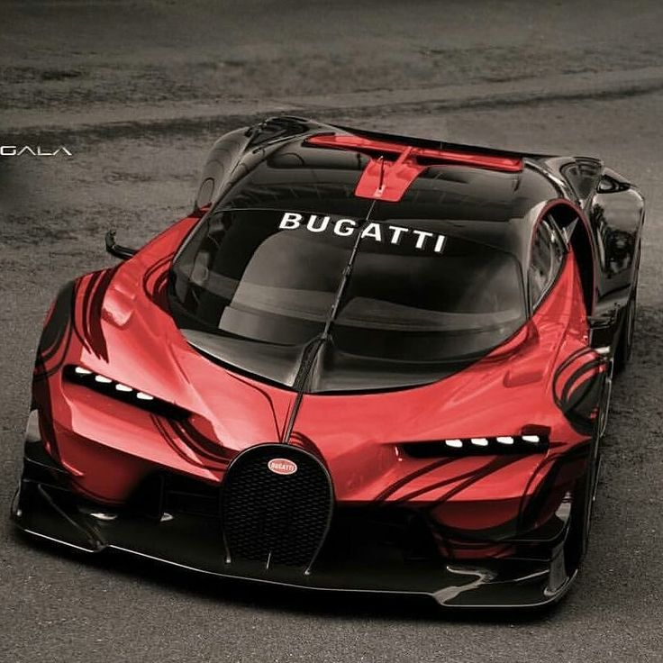 Bugatti Vision Gt: Pin On 4 WHEELz