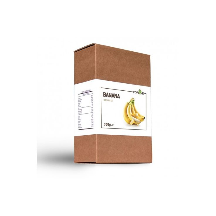 Le Banane essiccate sono un'ottimo snack per grandi e piccini, sono perfette per gli sportivi