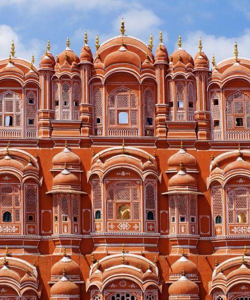 Shri Digambar Jain Lal Mandir Chandni Chowk Delhi by Saify