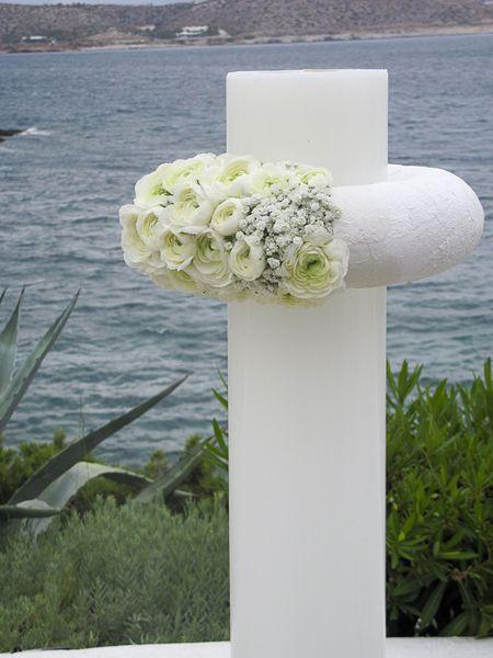 Ανθοπωλείο S. Kokkinos | Στολισμός Γάμου | Στολισμός Εκκλησίας | Αποστολή Λουλουδιών | Διακόσμηση Βάπτισης | Στολισμός Βάπτισης | Γάμος σε Νησί - στην Παραλία - στην Κρήτη - decoration