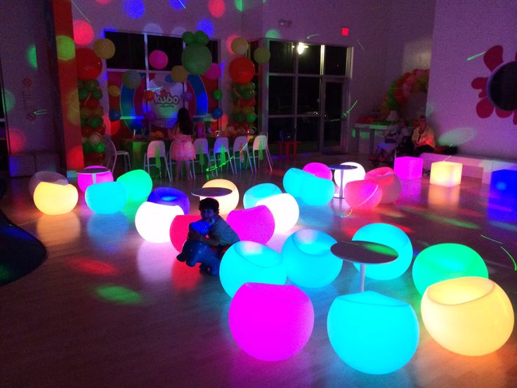 26 Best Images About Glow In The Dark Theme Party On