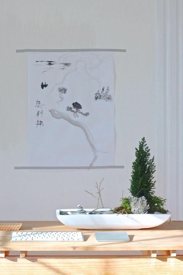 25+ beste ideeën over zen garten mini op pinterest - blumentöpfe, Garten und bauen