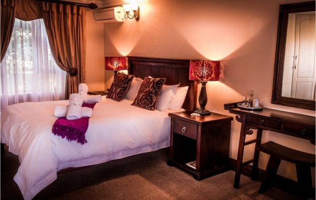 When the hustle and bustle of city life gets too much, take a drive to the west. Visit the French style exclusive château in Hartbeespoort. Delight in French splendor and special service from Château la Mer Exclusive Guesthouse. www.chateaulamer.co.za