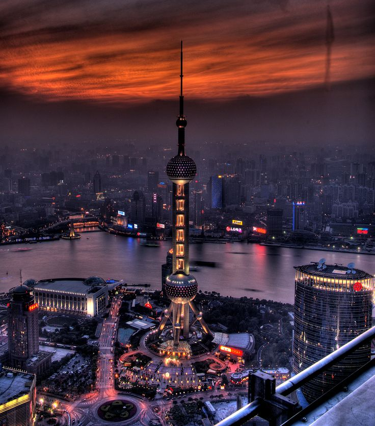 I want to go on a food tour of China starting with Shanghai.