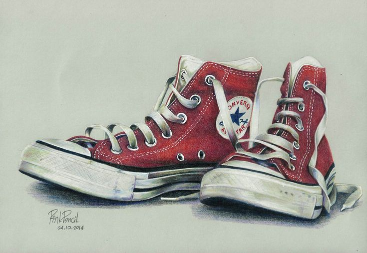 converse drawing by sleepy-face.deviantart.com on @DeviantArt