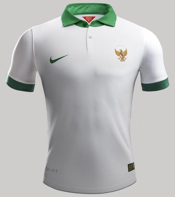 Indonesia Away Kits 2014-15 Nike
