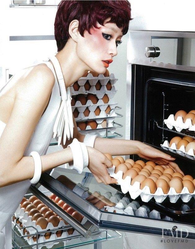 Resultado de imagen para kitchen fashion editorial