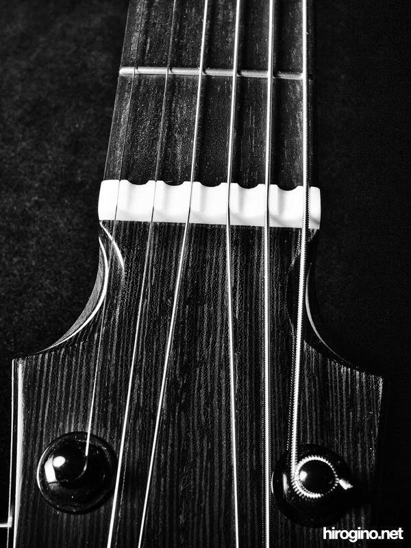 Benjamin Paldacci Guitars: the life of a workshop