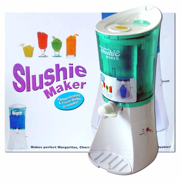 80 best Slushy Maker and Blender images on Pinterest | Kitchen utensils, Slush maker and Cooking ...