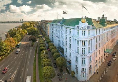 Gesellschaftlicher Höhepunkt: Ball über den Wolken im Hotel Atlantic Kempinski Hamburg