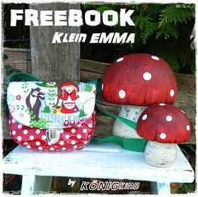 Freebook Tasche Klein Emma