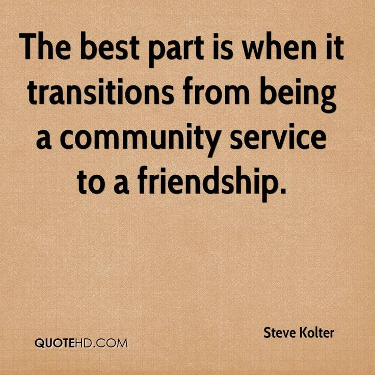 Quotes About Community: 25+ Best Community Service Quotes On Pinterest