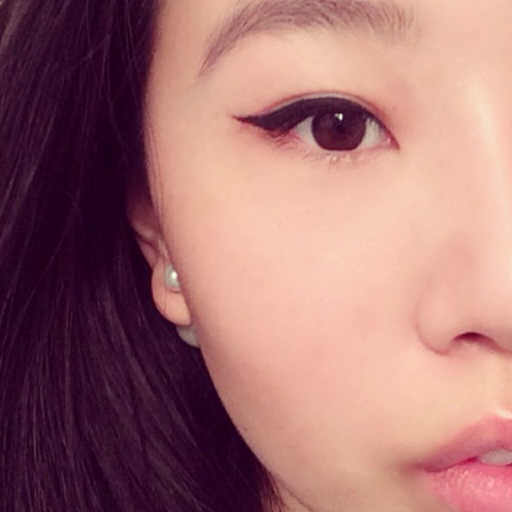 how to put makeup on almond shaped eyes
