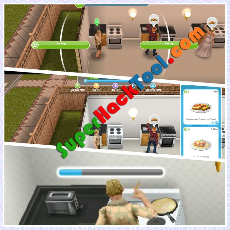 LATEST! The Sims FreePlay Hack 2018 Unlimited Free Simoleons, VIP and Lifestyle Points for Android and iOS