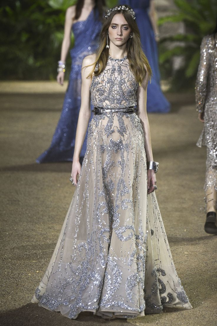 Sognando la Bellezza - Elie Saab at Couture Spring 2016