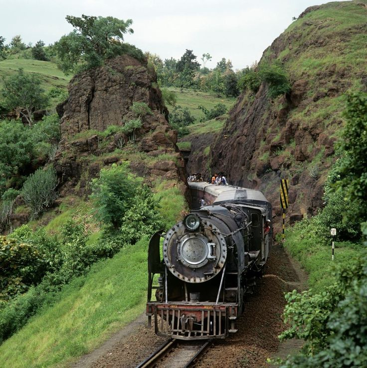 Indian railways narrow gauge.
