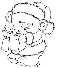 Cuddly Snowman Coloring Pages
