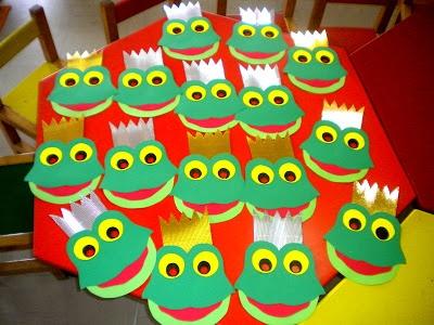 Προσχολική Παρεούλα: Αποκριάτικες κατασκευές (μάσκες –καπέλα ) !!