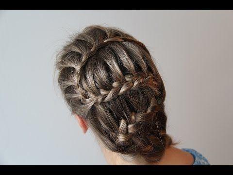 Прически с косами на средние волосы | hairwiki.ru