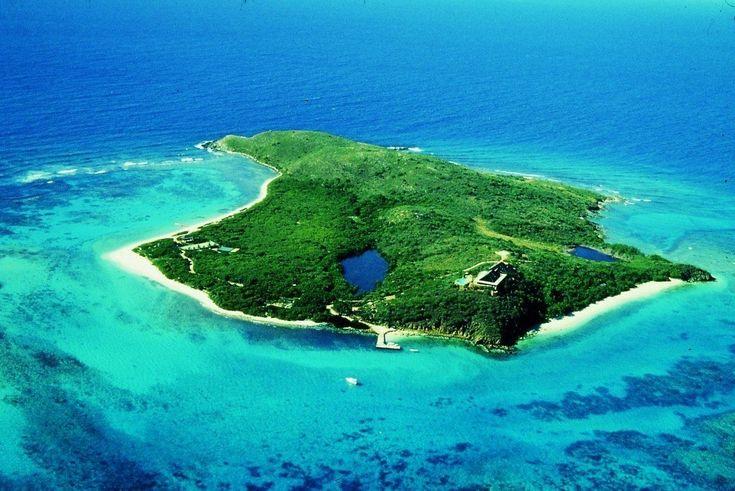Остров Некер - Путешествуем вместе